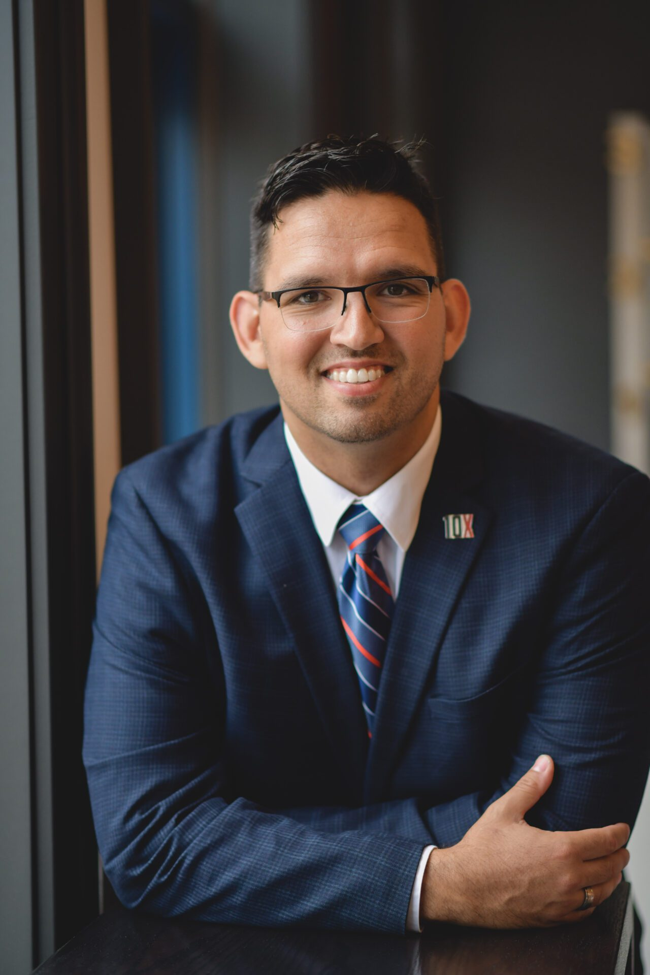 Brandon Garcia, owner BKXX Enterprises, LLC. a digital marketing agency